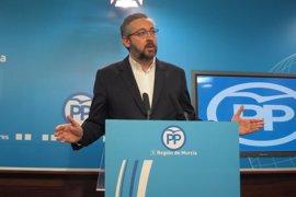 PP no presenta una moción alternativa a la del PSOE