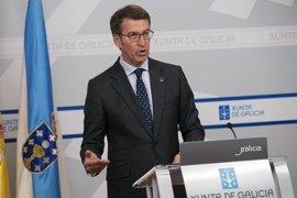 """Feijóo, sobre las primarias del PSOE: """"Prefiero un candidato que tenga experiencia de Gobierno"""""""