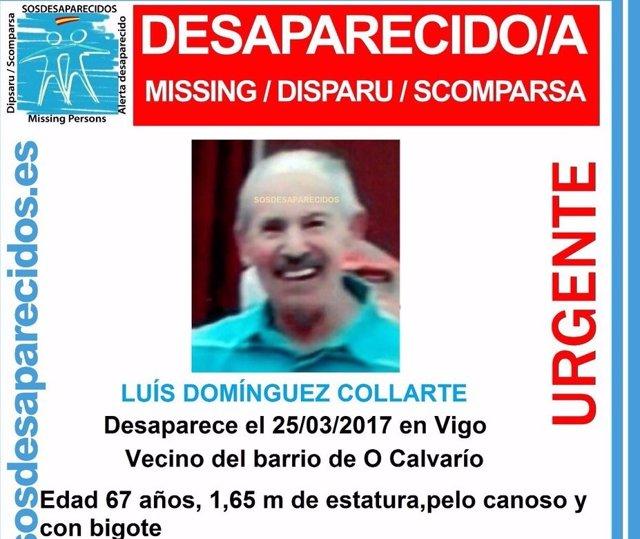 Desaparecido en Vigo