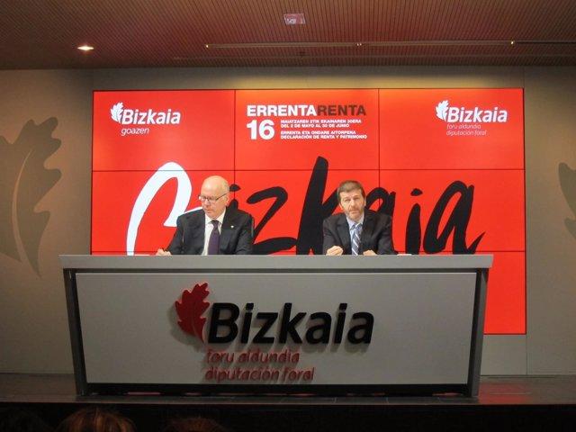 Campaña Renta 2016 en Bizkaia