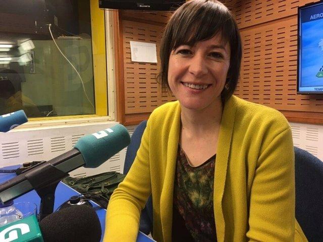 Radio Galega, Os Almorzos 27 03 17 Portavoz Nacional Do Bng Ana Pontón