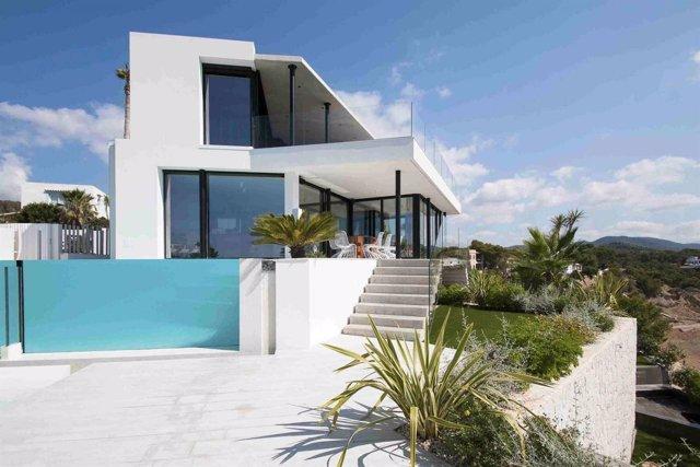Villa de lujo ofertada en el portal 'Villa Club'