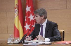 """Garrido dice que Aguirre está """"integrada"""" en el proyecto de Cifuentes y que no es el momento de hablar de candidaturas"""