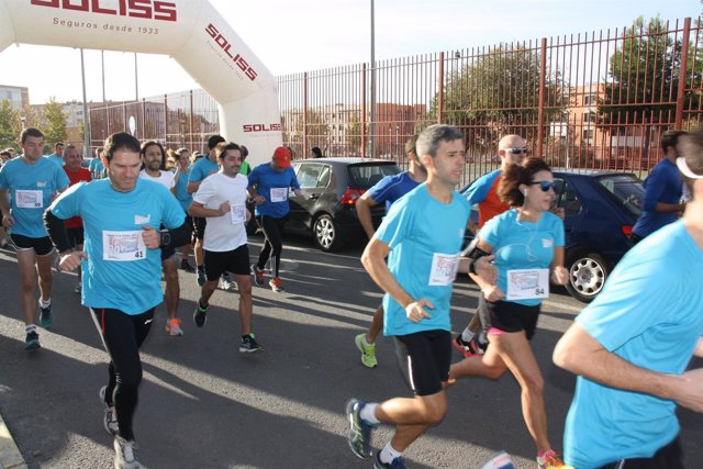 Salida carrera, deporte, running