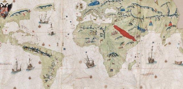 'Visiones Del Mundo Hispánico. Tesoros De La Hispanic Society, Museo Y Bibliotec