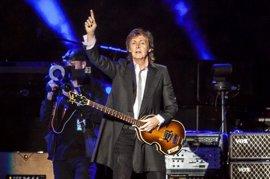 Paul McCartney trabaja en un nuevo disco de estudio