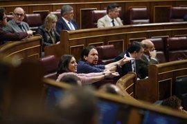 Pablo Iglesias exige que el presidente de Murcia deje la política tras las grabaciones de la Púnica