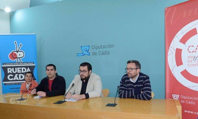 Presentación de la segunda edición de Rueda Cádiz