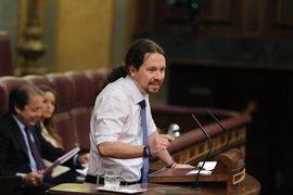 Pablo Iglesias visitará este miércoles València para acudir a un acto organizado por Frente Cívico
