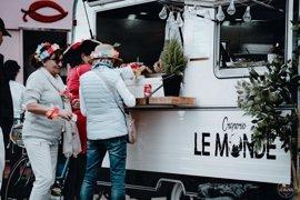 Tres 'food truck' se unen a la oferta gastronómica de la 'Feria de la Moda de Tenerife'