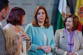 Susana Díaz: Andalucía alcanza el millón de mujeres atendidas en diez años de Ley de Igualdad