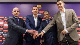 El Barça recluta a Nacho Rodríguez para intentar salir a flote