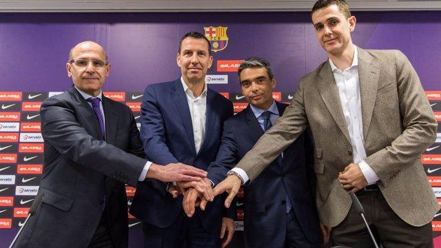 Nacho Rodríguez llega al Barcelona Lassa