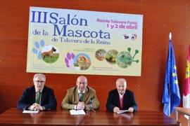 El III Salón de la Mascota de Talavera congregará este fin de semana a más de 2.000 animales