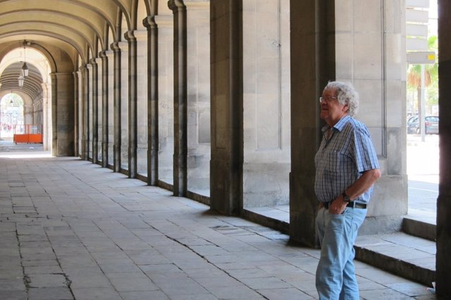 Ian gibson en barcelona