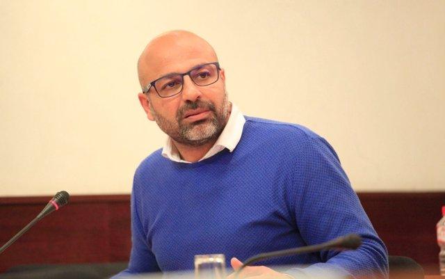 Molina en la Comisión