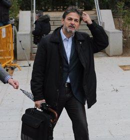Oriol Pujol acude a la Audiencia Nacional a declarar