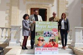 Jerez acoge desde este jueves la I Feria del Mayor Activo