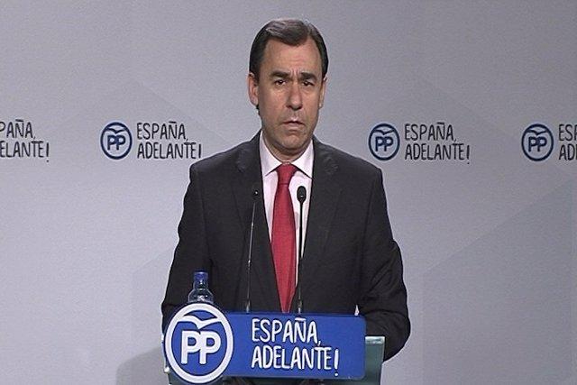 """Maillo ve al PSOE de Murcia """"echado al monte"""""""