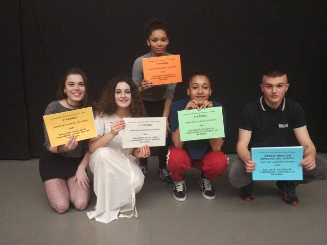 Ganadores de la II Olimpiada de Artes Escénicas, Música y Danza