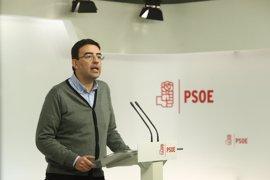 """Ferraz defiende que las normas de financiación """"están fijadas"""" y si Sánchez no las cumple, será """"su responsabilidad"""""""