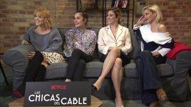 """Las Chicas del Cable: """"Las mujeres del día a día son los auténticos iconos femeninos"""""""