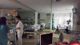 """Satse alerta de """"colapso permanente"""" en la Observación de Urgencias del Hospital Virgen del Rocío de Sevilla"""