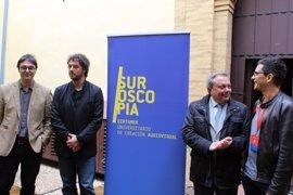 Comienza la fase final de 'Suroscopia', con el cineasta Andrés Duque