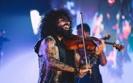 Ara Malikian ofrecerá un segundo concierto en el Euskalduna el 28 de mayo
