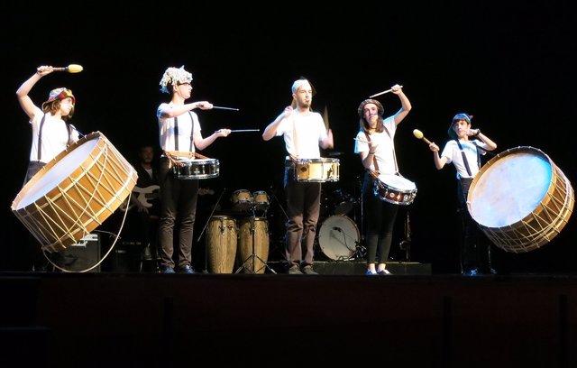 Muestra de Teatro Escolar de Torrelavega. (Archivo)