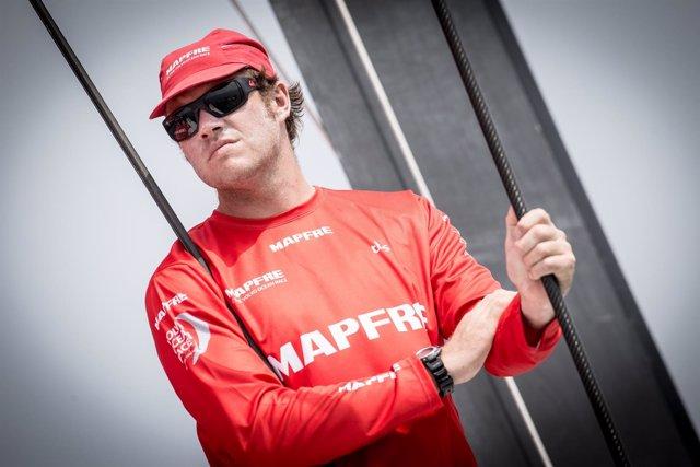 Antonio Ñeti Cuervas-Mons MAPFRE Volvo Ocean Race VOR