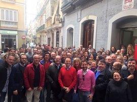 Constituido en la provincia de Cádiz un grupo de apoyo a la candidatura de Susana Díaz