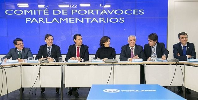 Comité de Portavoces para el seguimiento de la Conferencia de Presidentes Autonó