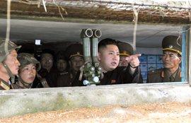 Corea del Norte realiza un ensayo con un motor de misil balístico