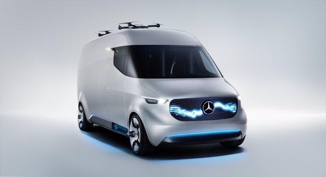 Acuerdo entre Hermes y Mercedes-Benz Vans