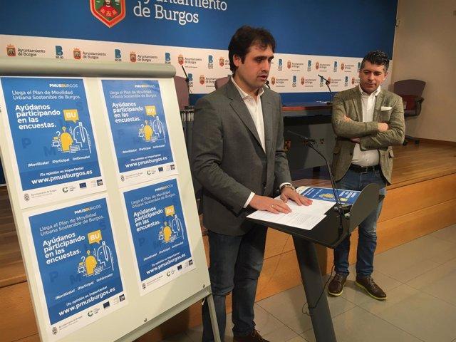 Revisión del Plan de Movilidad Urbana Sostenible de Burgos