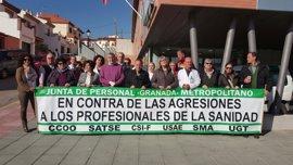 Sindicatos piden más seguridad y concienciación tras la última agresión a una pediatra en Íllora (Granada)