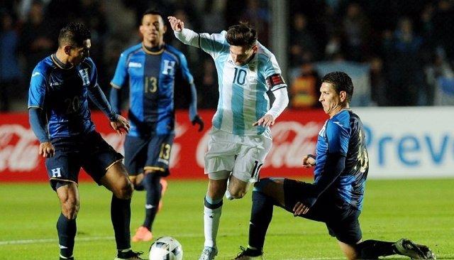 Selección argentina, Leo Messi