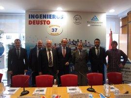 La Ría de Bilbao acogerá el 7 de abril la 37ª regata Ingenieros-Deusto