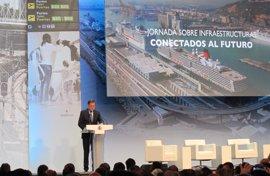"""La Cámara de España ve """"excelente"""" la inversión en infraestructuras porque mejorará la competitividad"""