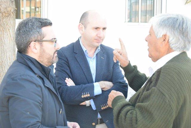 Málaga PSOE conejo francisco política institucional PSOE-A número 3 socialista