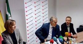 """Cruz Roja atendió a 736.000 andaluces en 2016, más de 100.000 por """"extrema vulnerabilidad"""""""