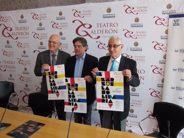Valladolid. Presentación del espectáculo 'Zarzuela solidaria'