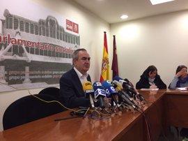 """PSOE de Murcia se niega a convocar elecciones, como pide C's porque generaría """"más inestabilidad"""""""