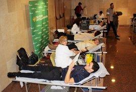 Este miércoles, 9º Maratón de Donación de Sangre en la sede de Caja Rural C-LM