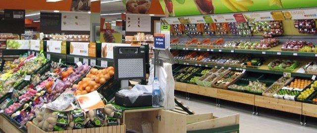 Supermercado de  Consum