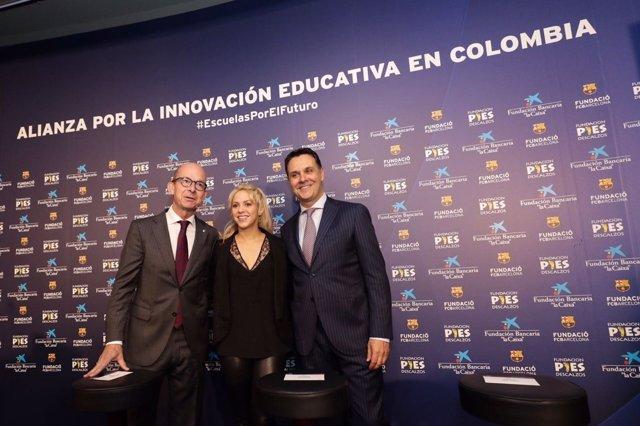 Cardoner, Shakira y Bertolín