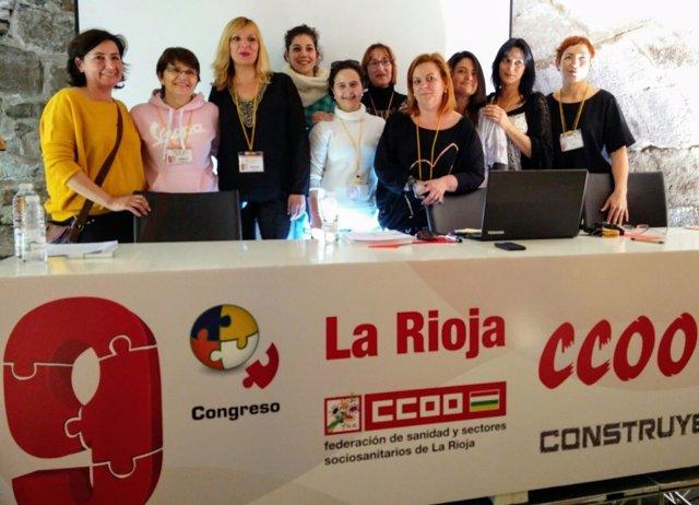 Comisión Ejecutivo FSC-CCOO