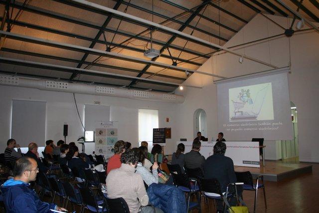 Charla sobre comercio electrónico local y de proximidad en PalmaActiva