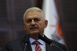 """Yildirim insta a Europa a """"meterse en sus asuntos"""" y no interferir en la celebración del referéndum"""
